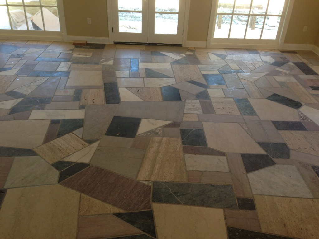 Marble Floor Restoration : Stone restoration