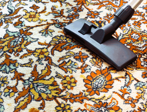 Cleaning Carpets & Area Rugs