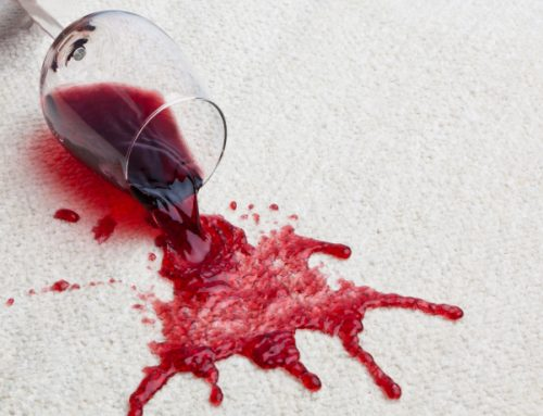 Holiday Parties & Red Wine Stains